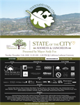 Thousand Oaks Strong: Synergy Bronze Sponsors of State of the City Address & Luncheon