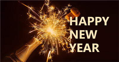 Happy New Year to our Synergy friends and their families!