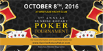 3rd Annual Sunrise Rotary Poker Tournament