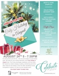 "Celebrate Sweetly Invites you to ""The Only Holiday In August""! Complimentary Ticket Here"