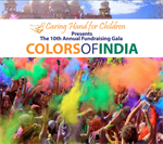 The 10th Annual Fundraising Gala: Colors of India
