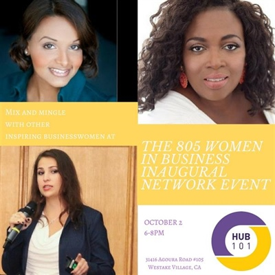 The 805 Women in Business Inaugural Network Event